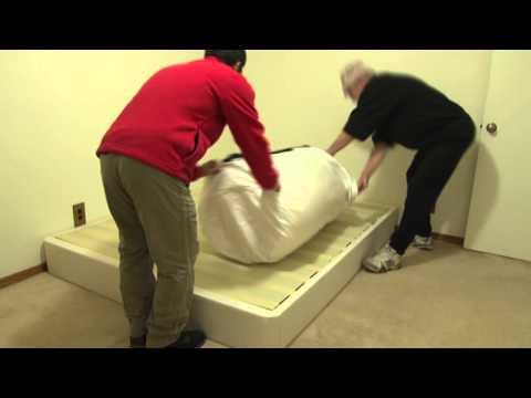 Bed In A Box Slumber 1 One Walmart 8 Inch Mattres
