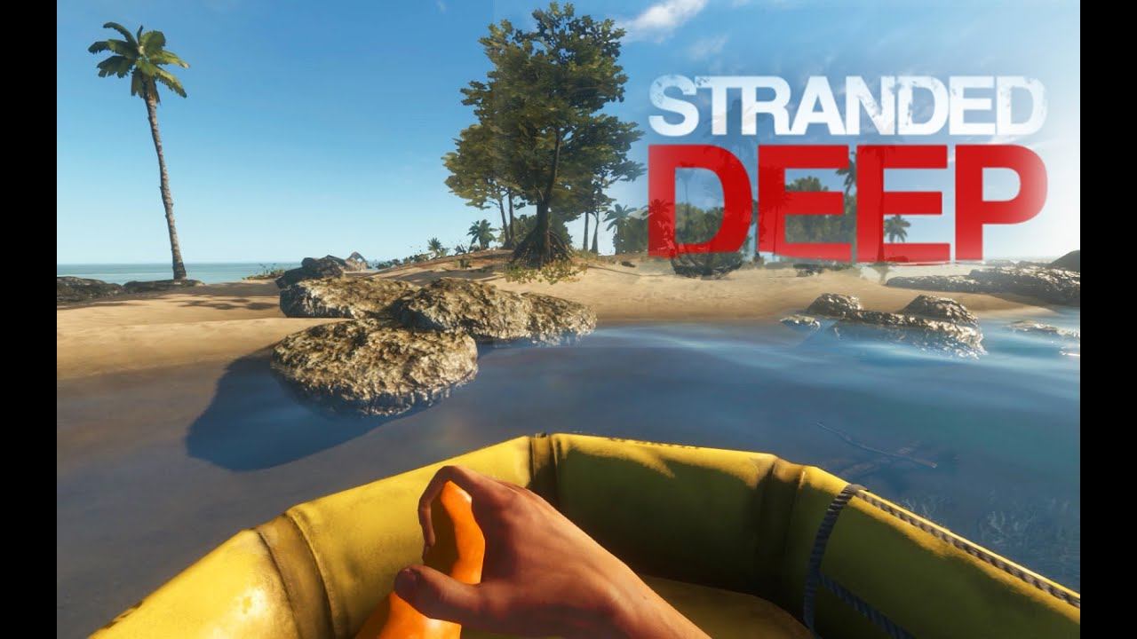 Stranded On An Island Game