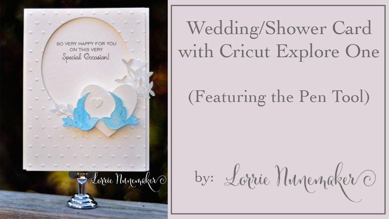 Best cricut explore wedding invitations photos styles for How to make wedding invitations on cricut explore