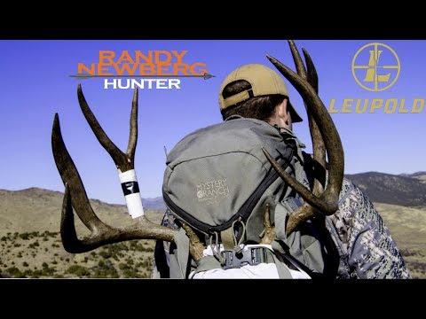 2016 Nevada Mule Deer TV version - Fresh Tracks with Randy Newberg (Part 1)