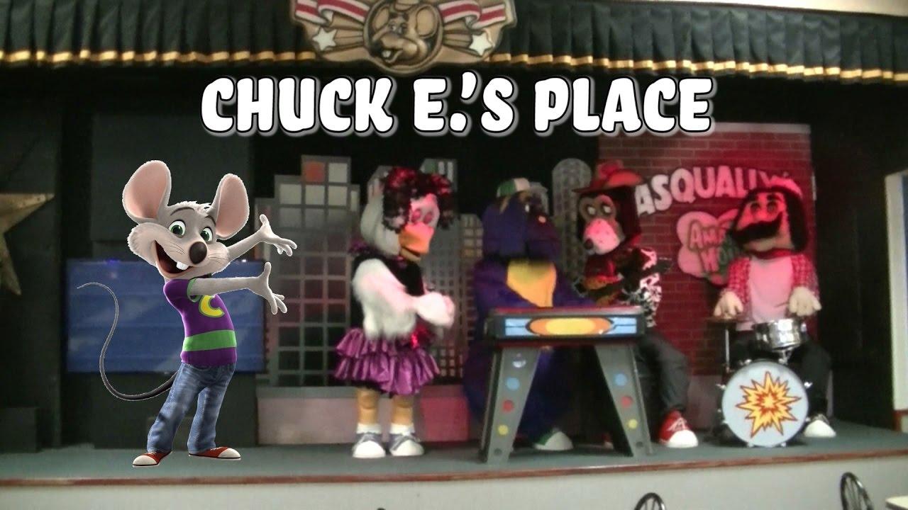 Chuck E Cheese Hot Dog Song