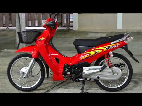 Restoration Honda Wave125  2002  Full (Thailand)