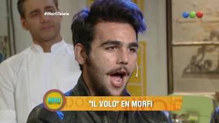 """Il Volo canta """"Granada"""" - Morfi"""