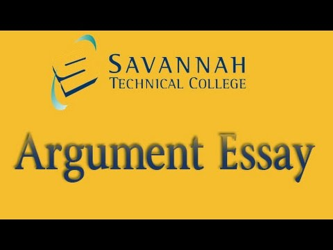 introduction to the argument or persuasive essay  introduction to the argument or persuasive essay