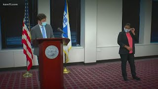 Mpls. Mayor Jacob Frey orders new rules for Minneapolis bars