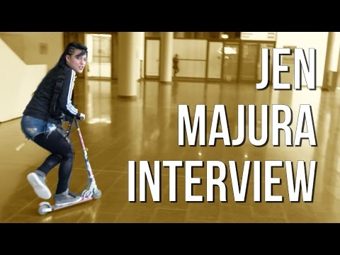 Jen Majura (Evanescence) Interview