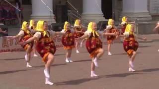 Концерт творческих коллективов городского Дворца творчества детей и молодёжи - Воронеж 29 мая 2016