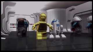Lego Star Wars Complete Saga Walkthrough Part 19: Secret Plans