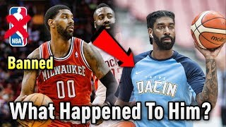 He Was BANNED From The NBA 2 Years Ago But What Happened To OJ Mayo Since Then?