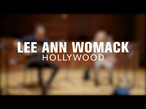 Lee Ann Womack - Hollywood (Live on The Current)
