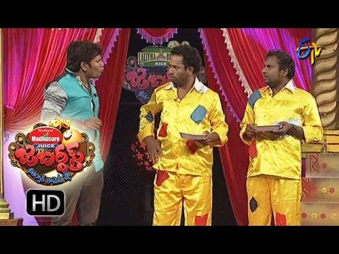 Kiraak RP Performance | Jabardsth | 29th September 2016 | ETV  Telugu