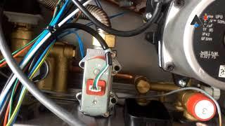 Baxi DuoTec Compact 1.24GA  Конденсационный Газовый Котел   Краткий Обзор #1