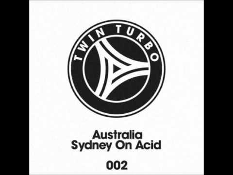 Australia - Sydney On Acid