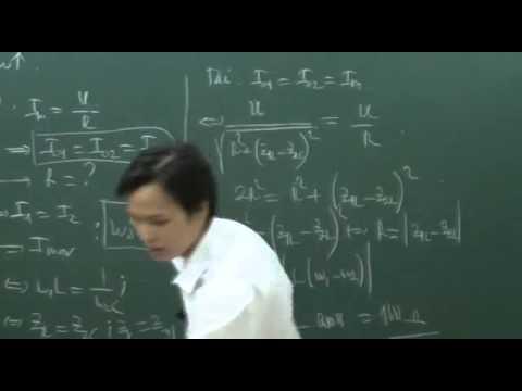 Hướng dẫn giải đề thi đại học môn Vật lí khối A 2012   phần 6   YouTube