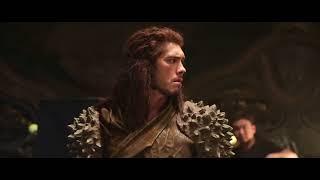Matt William Knowles as Rawa in the $118 million Chinese fanta…