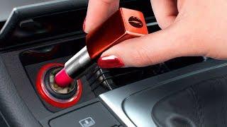 17 Auto Life Hacks / Auto-Tipps, Die Eure Reisen Retten