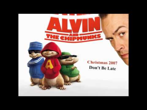 where ya at future alvin and the chipmunks (Higher quality) ((BASS BOOSTED))