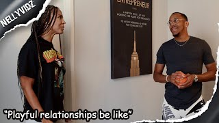 Playful relationships be like| Comedy skit