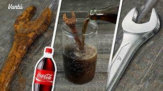 8 cosas que no sabías que puedes hacer con Coca Cola
