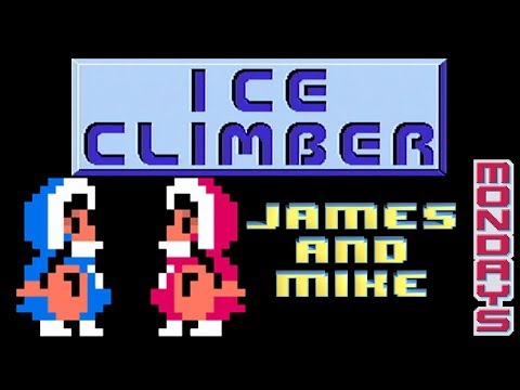 Ice Climber NES - James and Mike Mondays (Episode 296)