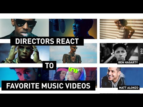 Directors React To Their Favorite Music Videos thumbnail