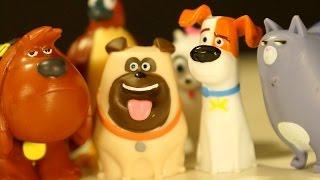 Тайная Жизнь Домашних Животных - Игрушки из Мультика - Смотреть Видео для Детей