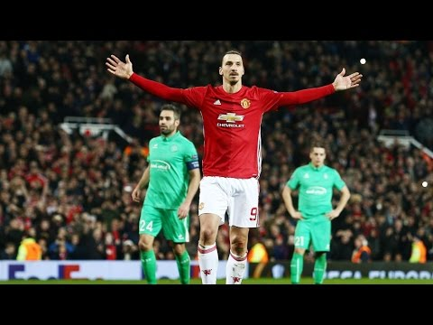 Download Manchester United vs Saint Etienne 3-0  Goals & Extended Highlights Europa League 16-02-2017 HD