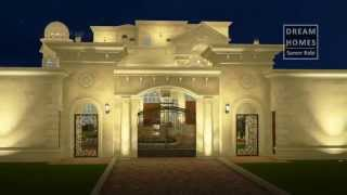Luxury Classic House in Abu Dhabi تصاميم فلل - فيلا