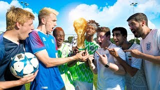 SIDEMEN WORLD CUP FOOTBALL CHALLENGES Video