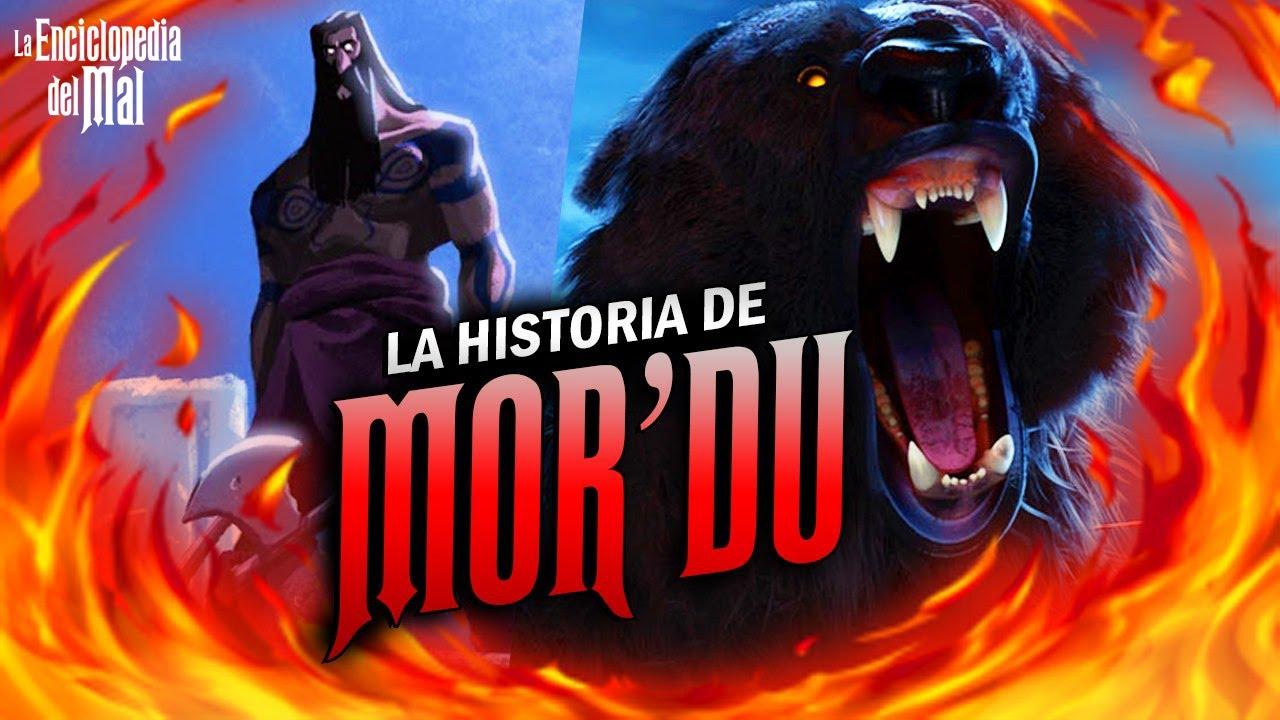 La HISTORIA de MOR'DU | LA ENCICLOPEDIA DEL MAL 🐻