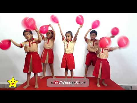 my Red balloon : 2018 : Wonderstars
