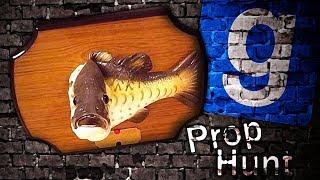 Ryby i Propy Głosu nie Mają || Garry's Mod Prop Hunt
