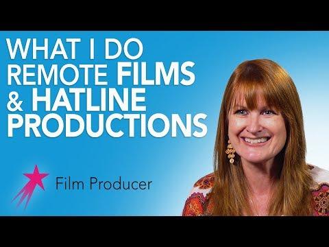 Film Producer: What I Do - Stephanie Bell Career Girls Role Model