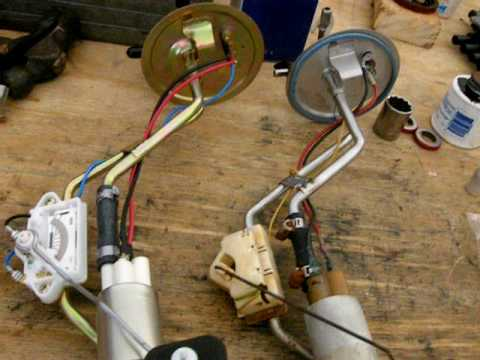 1997 Ford Ranger 5 0 Sd Part 1 Fuel Pump Replacement Clic G Body Garage You