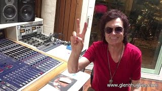 Message from Glenn Hughes - June 22nd, 2016