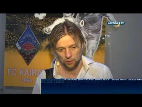 """Sports report"" #21 (12.08.2016) - Kazakh TV - eng"