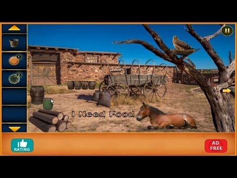 Trading Post Cowboy Escape walkthrough FEG.