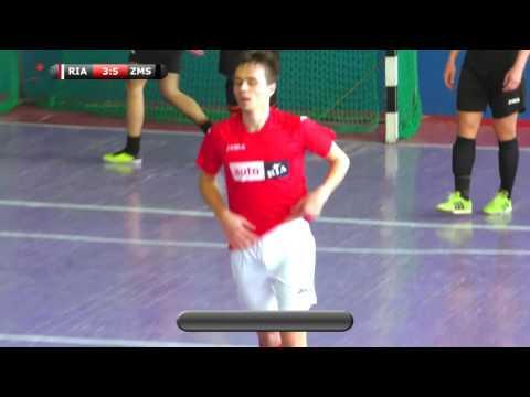 Обзор матча RIA.com - ZoomSupport United #itliga14