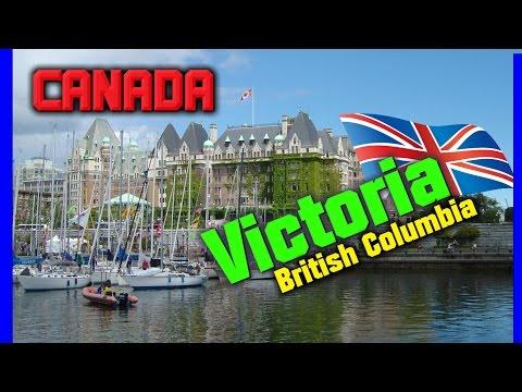 Victoria British Columbia BC Canada