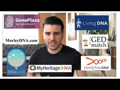 MyHeritage DNA upload
