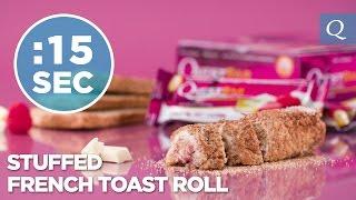 Stuffed French Toast Recipe - #15secondrecipe