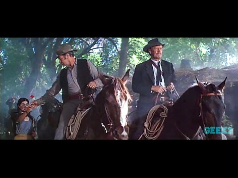 """Farewell song in """"The wild bunch (1969)"""" with spanish guitar"""