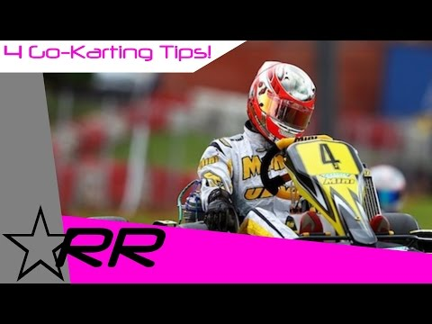 Top 4 Go-Karting tips from a Professional Racing Instructor!