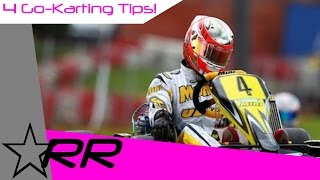 Download Top 4 Go-Karting tips from a Professional Racing Instructor!