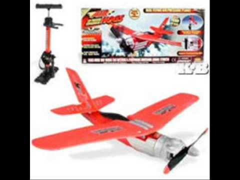 Air Hogs Air Pressure Planes Youtube