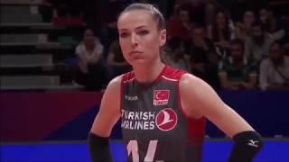 Women's VNL 2018: Turkey v Brazil - Full Match (Week 2, Match 32)