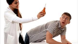 Клизма при запоре в домашних условиях
