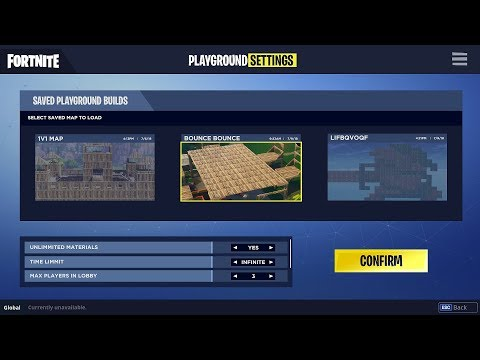 Fortnite Playground Mode V2..