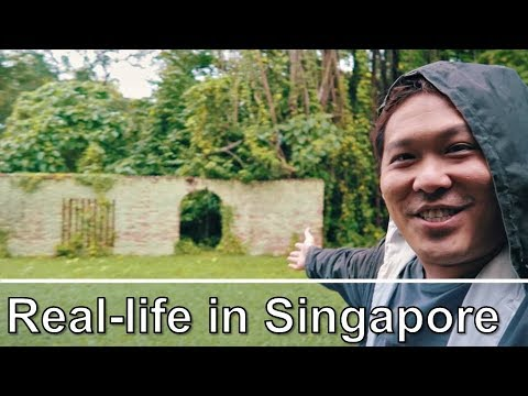 Real life in Singapore
