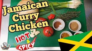 Jamaican Curry chicken recipe (quick)